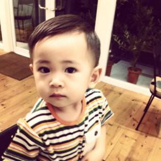 1 歳 男の子 髪型